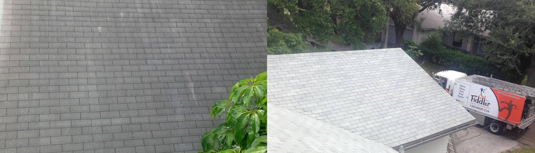 Fiddler Roof Cleaning is the roof cleaning Coconut Creek company with the skill set needed to rejuvenate your home today! Call us now!